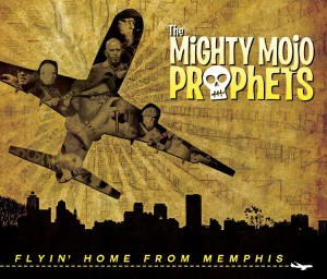 Mighty Mojo Prophets CD cover