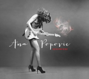 ANA POPOVIC the_heat CD