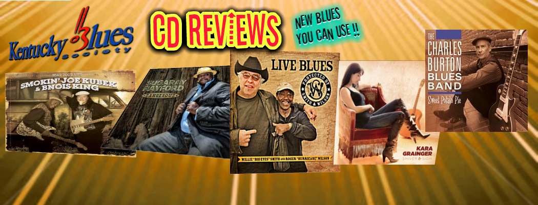 <blockquote>CD REVIEWS OF GREAT NEW BLUES!</blockquote>